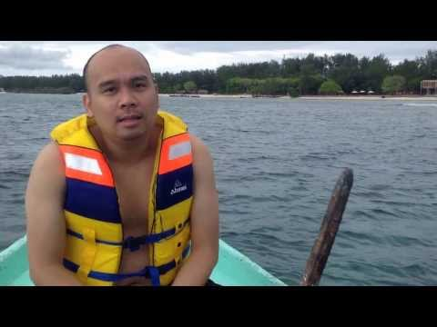 Travel Talk ID: Snorkelling and Exploring Gili area in Lombok with Tanto Iswandy