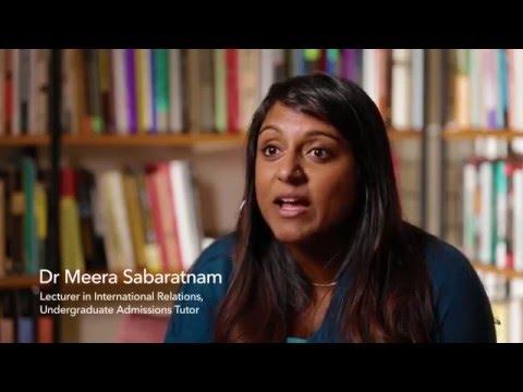 Studying Politics and International Studies at SOAS University of London