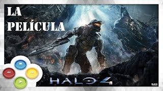 Repeat youtube video Halo 4 Pelicula Completa Español