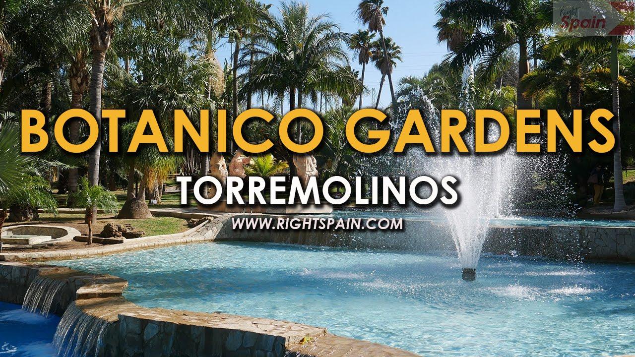 Jardin botanico molino de inca torremolinos spain 2016 for Jardin botanico torremolinos