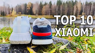 TOP 10 XIAOMI SNEAKERS 🔥 FOR SPORTS, RUNNING AND LIFE BEST 🚀