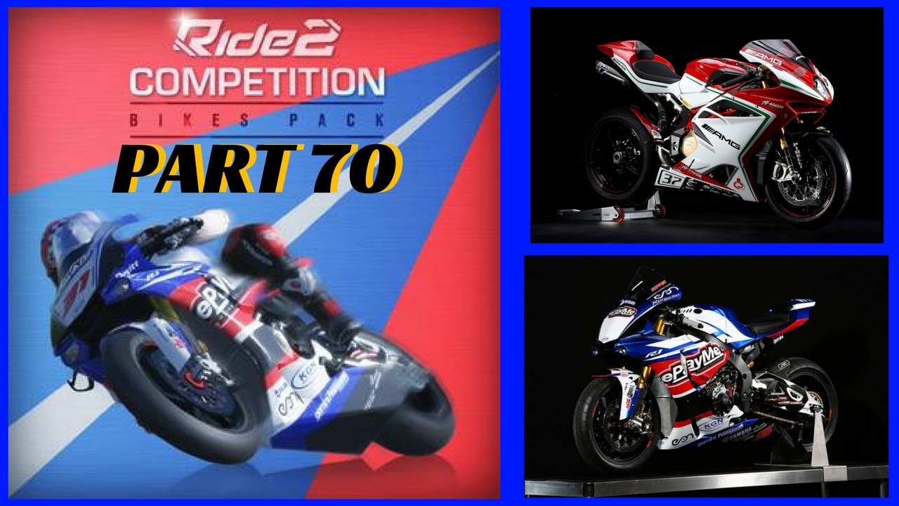 ride 2 ps4 pro gameplay part 70 competition bikes pack. Black Bedroom Furniture Sets. Home Design Ideas