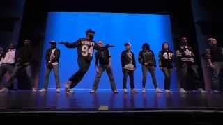 Culture Shock DC Freestyle @ CSDC Youth Showcase '15