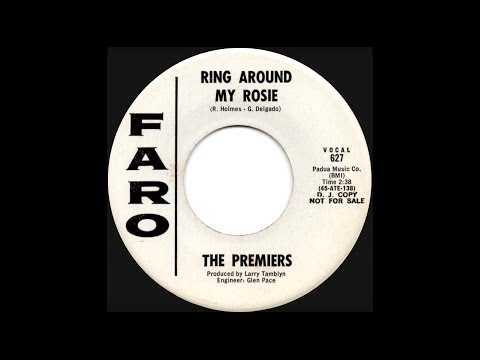 The Premiers - Ring Around My Rosie (Vocal) (1967)