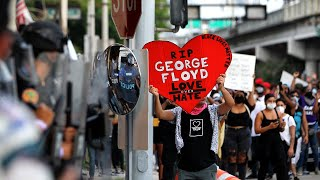 Miami Demonstration Turns Violent With Looting As Hundreds Protest George Floyd Death