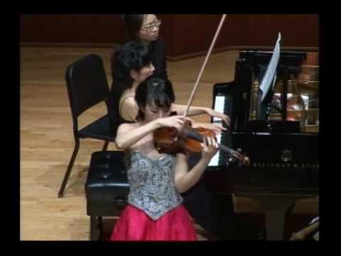 """""""Arirang""""  Violin Version"""