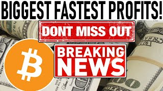BIGGEST FASTEST PROFITS! - THIS PUMP WILL KICK OFF ALTCOIN SEASON! - BREAKING: BRAVE SCANDAL!