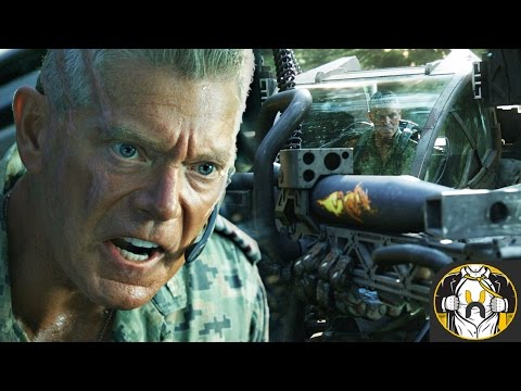 The Origins of Colonel Quaritch   James Cameron's Avatar