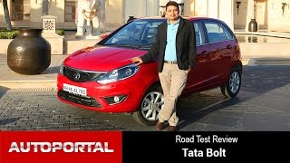 Tata Bolt Test Drive Review - Autoportal