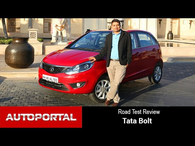 Tata Bolt Test Drive Review Autoportal