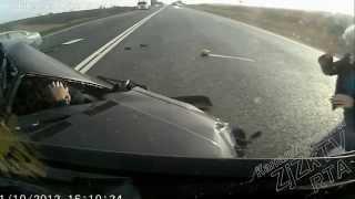 видео с видеорегистратора  дтп  2015  смерть  аварии  лобовое в смятку приколы авто 719