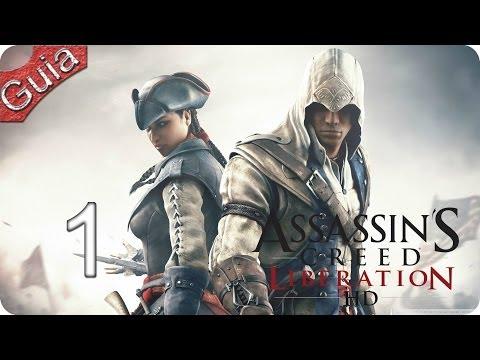 Assassins Creed Liberation HD Walkthrough parte 1 Español