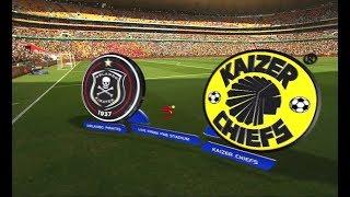 Absa Premiership 201718 - Orlando Pirates vs Kaizer Chiefs