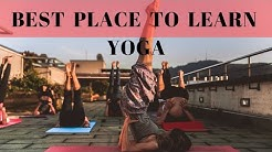 Best Place to learn yoga | Best Yoga School in India