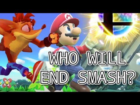 It's Time… Who Will End Smash Ultimate DLC? |