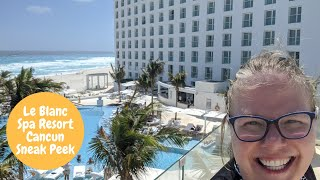 Le Blanc Spa Resort Adults Only Cancun All Inclusive Resort Tour 2020