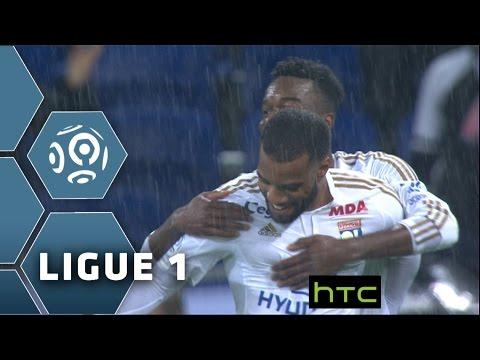 Olympique Lyonnais - GFC Ajaccio (2-1)  - Résumé - (OL - GFCA) / 2015-16
