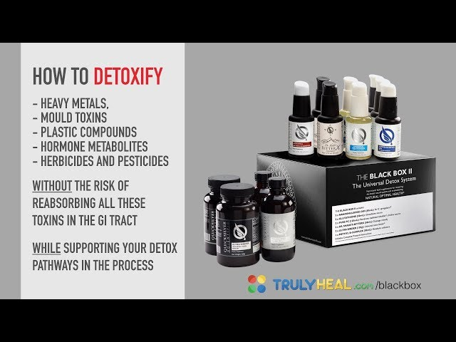 Quicksilver Scientific - BLACK BOX II - Detox Review