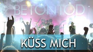 Betontod - Küss mich [Live in Frankfurt 20.10.2018]