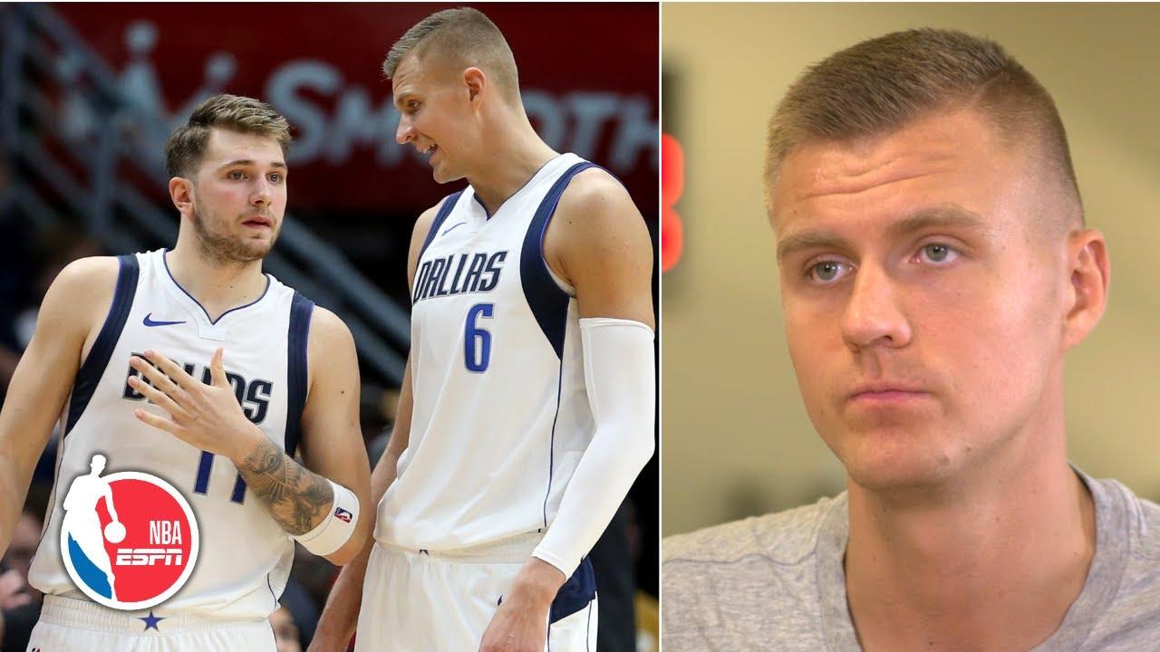 Kristaps Porzingis says he and Luka Doncic can make the Mavericks an NBA force   NBA on ESPN