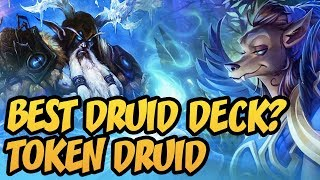 Best Druid Deck? | Token Druid | The Boomsday Project | Hearthstone