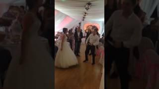 Песня Саши и Алианы   полная версия! Свадьба Гобозовых 30 11 2013