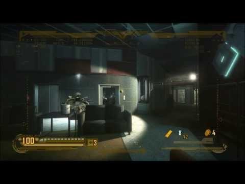F.E.A.R. 2 Reborn (PC) Interval 02 & 03 : Contact & Escape Walkthrough Part 2 - Contact 1080p |