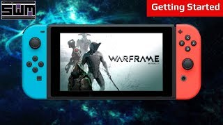 Five Tips To Get You Started In Warframe On Nintendo Switch