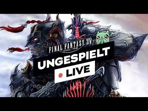 Eure Themen & Fragen + Final Fantasy 14 mit der Crew 🔴 LIVE