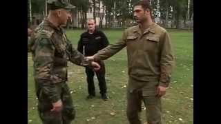 Русский стиль спецназа ГРУ