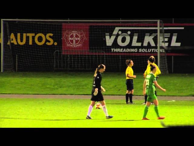 Oefenwedstrijd Bayer 04 Leverkusen Frauen- PEC Zwolle Vrouwen