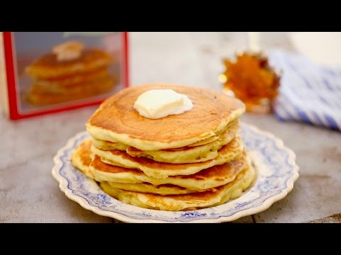 Best Homemade Buttermilk Pancake Mix - Gemma's Bigger Bolder Baking Ep 168