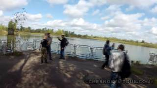 GoPRO in Chernobyl zone and Pripyat town - Chernobyl-TOUR® excursion