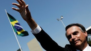 Brazil's Eroding Democracy: Rise of Far-Right Demagogue Follows Ouster of Dilma & Jailing of Lula