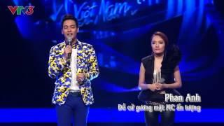 Phan Anh - MC Ấn Tượng - Ấn Tượng VTV