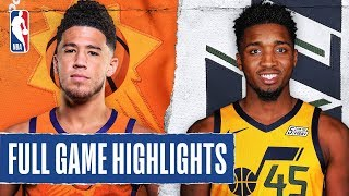 SUNS at JAZZ | FULL GAME HIGHLIGHTS | February 24, 2020