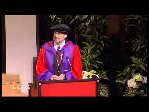 Honorary graduates summer 2014: Professor Michael Doyle