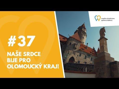 #37 Naše srdce bije pro Olomoucký kraj! 🏙️ - Střední Morava a Jeseníky (CZ)