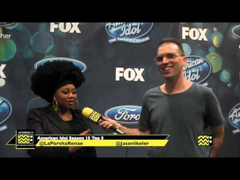 La'Porsha Renae @ American Idol S:16 Top 5...