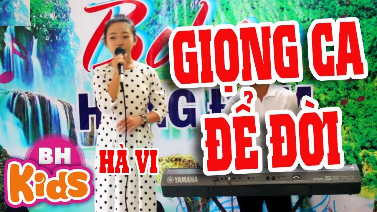 Hà Vi BOLERO Giọng Ca Để Đời Nhỏ Tuổi Nhất Việt Nam - Mùa Xuân Đó Có Em