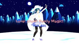 【MMD】 好き!雪!本気マジック/Love! Snow! Really Magic by 【Rin Aoi】