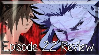 The Demonic Flame - Dororo Episode 22 Anime Review