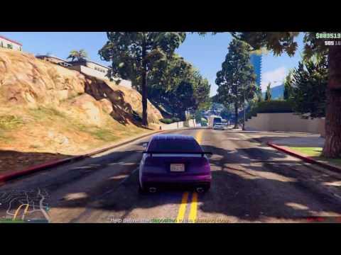 Prison Break - Wet Work GTA 5 (Grand Theft Auto V) PC Gameplay