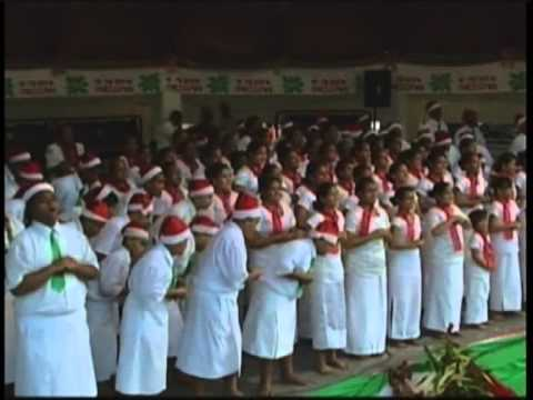 Xmas 2013-CCCAS Pago Pago Youth Choir-'Celebrate'