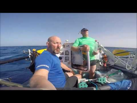 Thrift Energy cross the Atlantic part 1 of 3