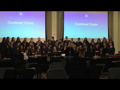 Christmas Concert Carondelet And De La Salle 2018