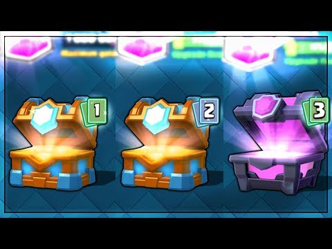 BEST MAX CLAN CHEST EVER! CRAZY CHEST OPENING!   Clash Royale   FREE LEGENDARIES FOR DAYZ!