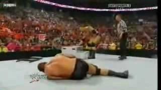 Batista vs Randy Orton 2009 No Holds Barred thumbnail