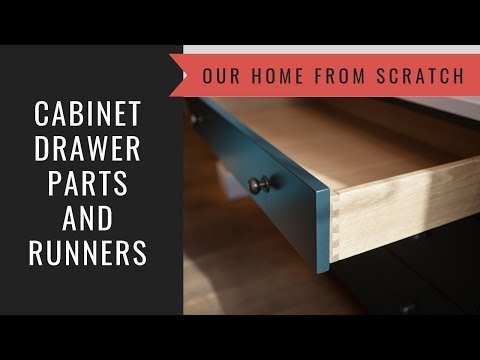 how-to-build-a-cabinet-lesson-20:-drawer-parts-and-runners