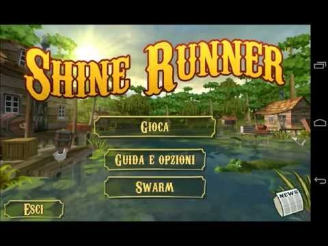 Shine Runner per Android e iOS Videorecensione in italiano by OutOfBit